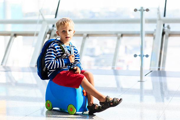 Poradnik podróżny dla małych i dużych