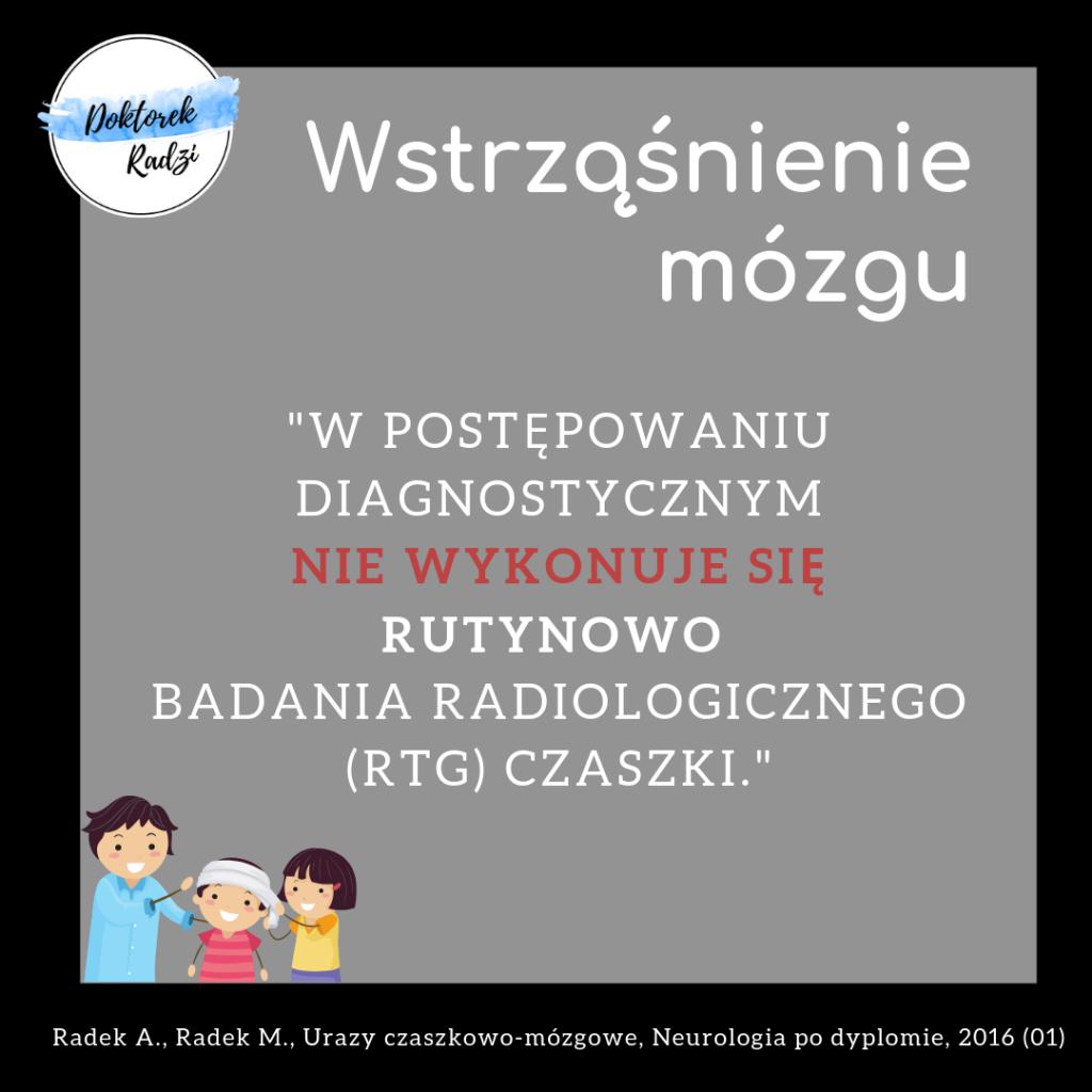 Urazy Głowy U Dziecka Doktorek Radzi